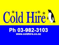 Cold Hire