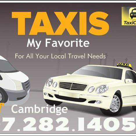 MFT Cambridge Taxis