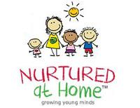 Nurtured at Home - Homebased Childcare