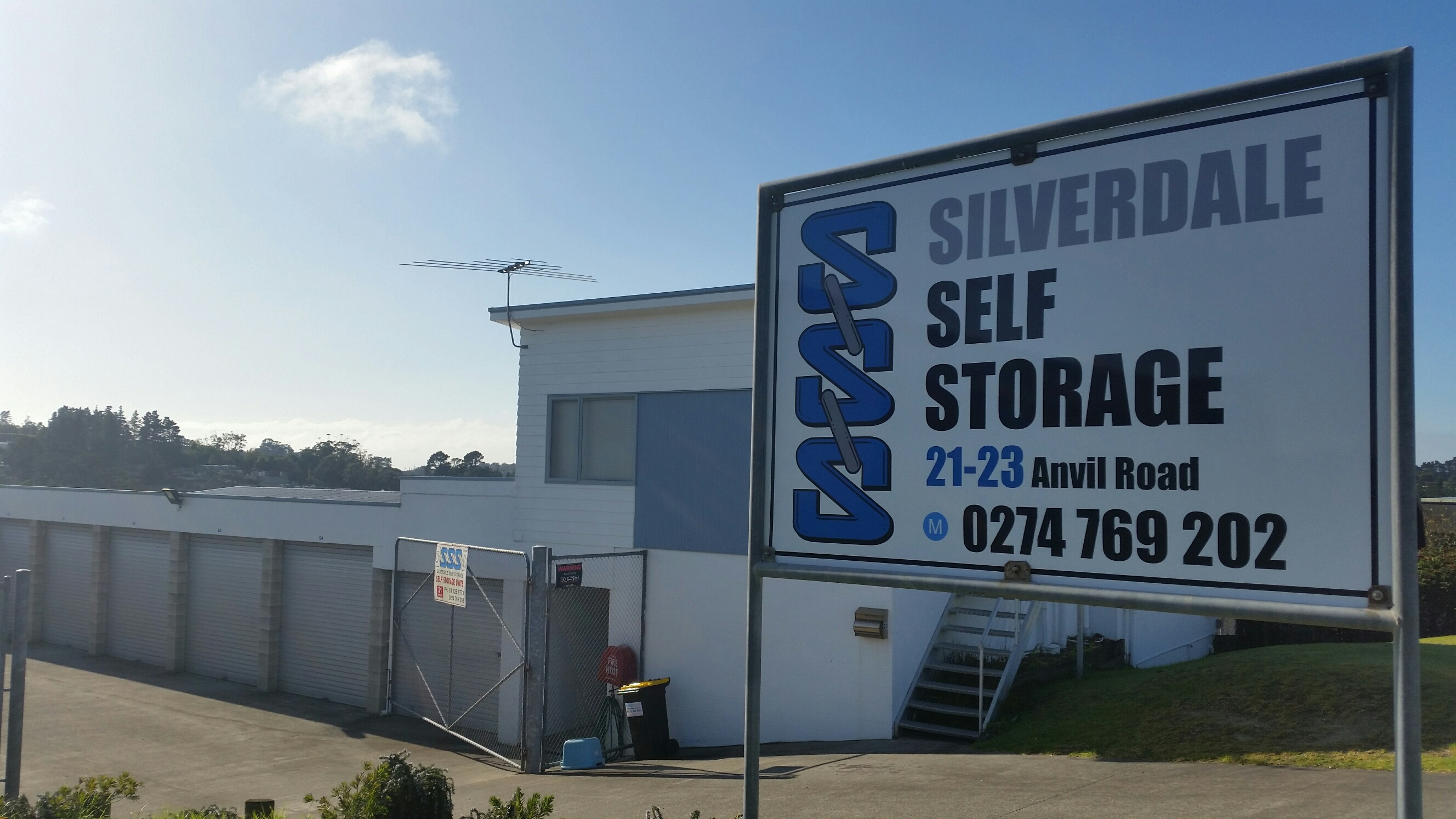 Silverdale Self Storage North S Hibiscus Coast And The Rodney District