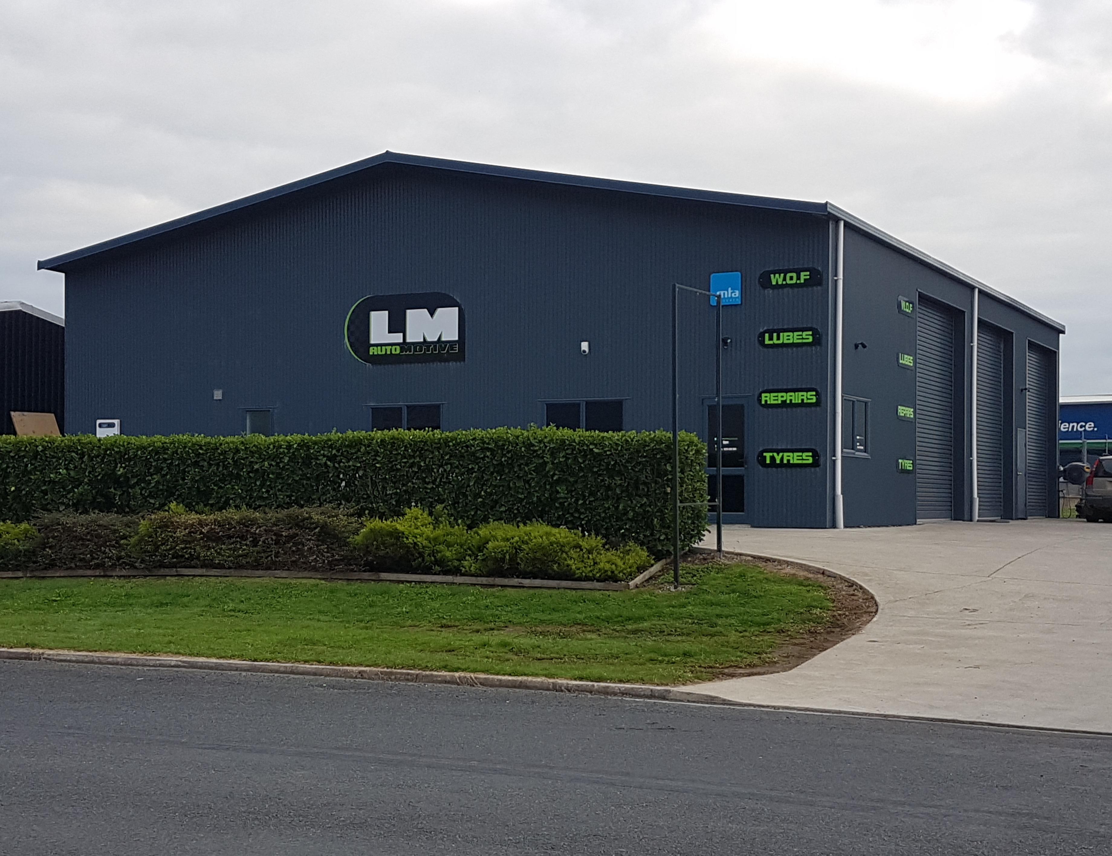L M Automotive Ltd