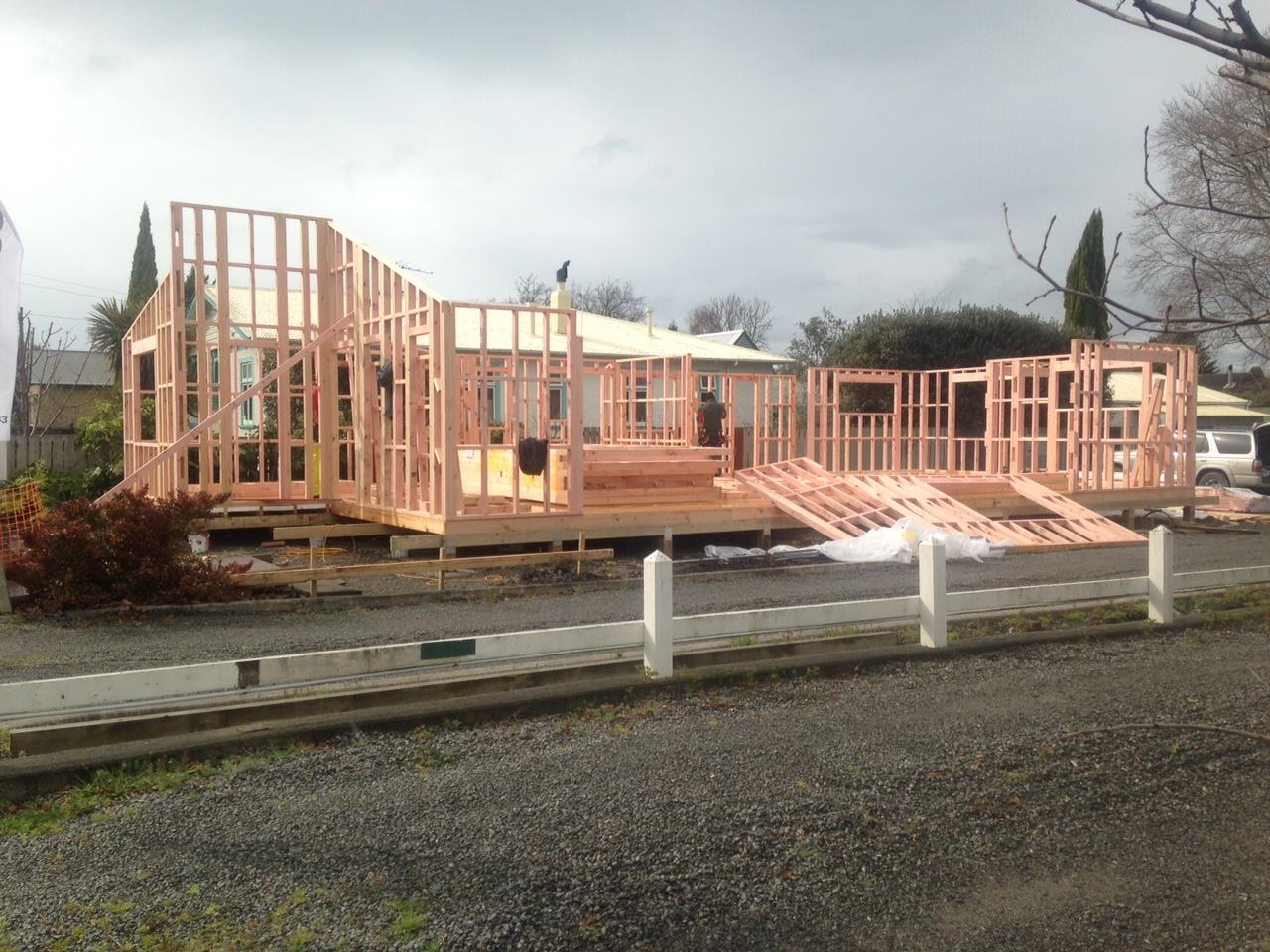 sterling construction t a a1 homes papakura area yellow nz