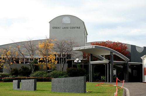 Convention Centre Front