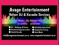 Avago Entertainment