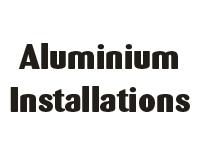 Aluminium Installations