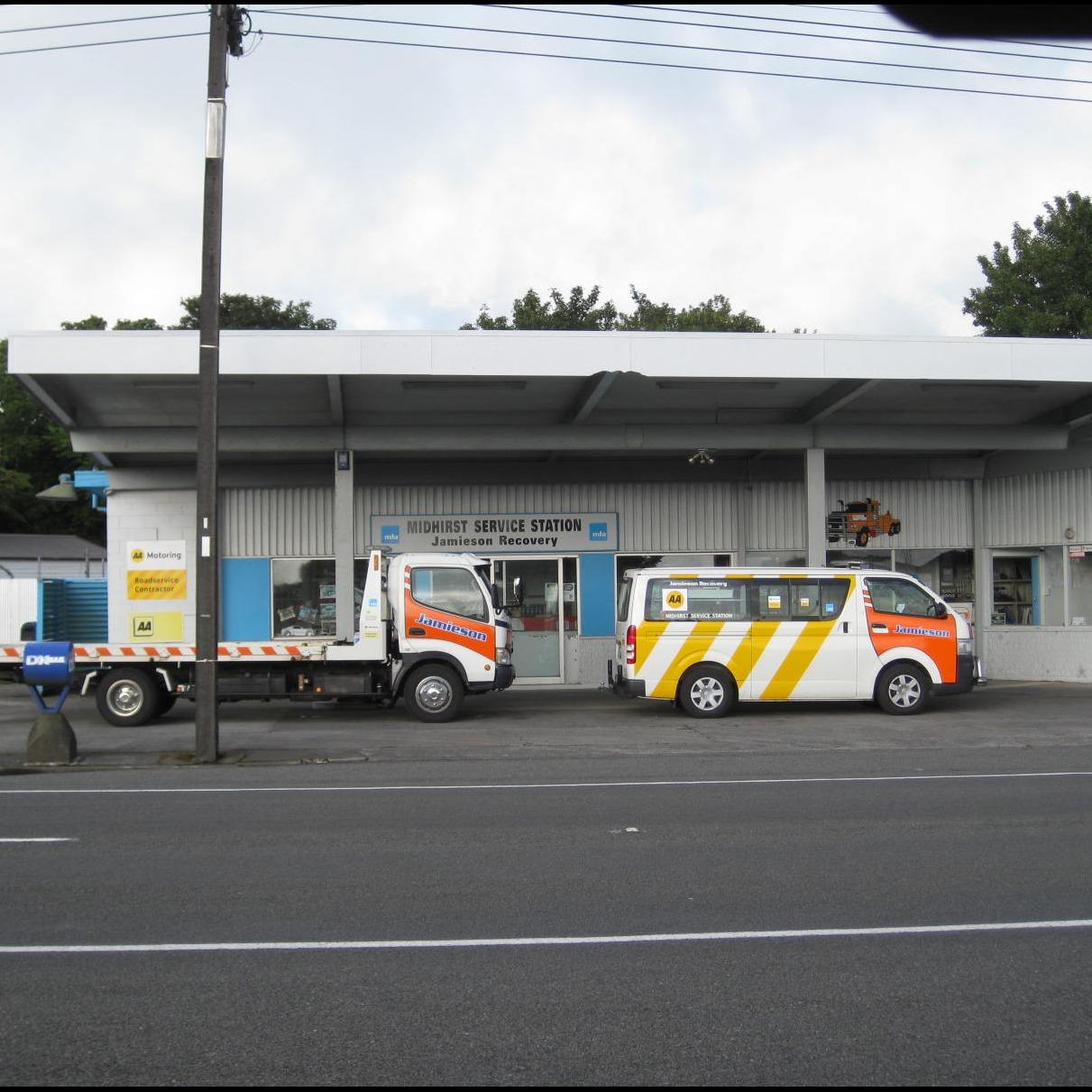 Midhirst Service Station