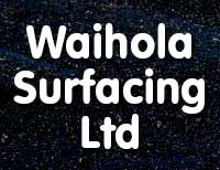 Waihola Surfacing Ltd