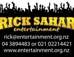 Rick Sahar Entertainment
