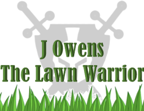 J Owens The Lawn Warrior