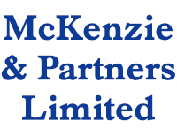 McKENZIE & PARTNERS LIMITED