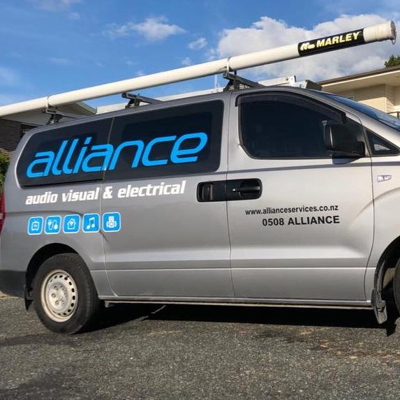Alliance AV & Electrical