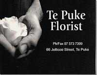 Te Puke Florist