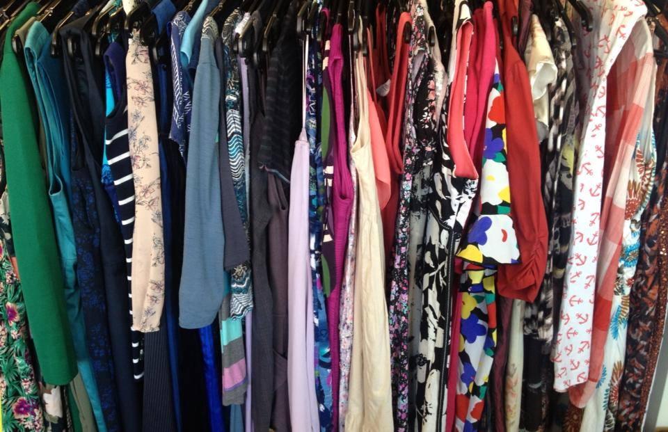 Wide Range of Clothing