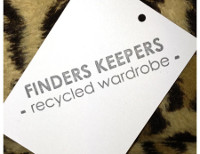 Finders Keepers Recycled Wardrobe