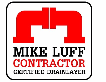 Mike Luff Contractor - Certified Drainlayer