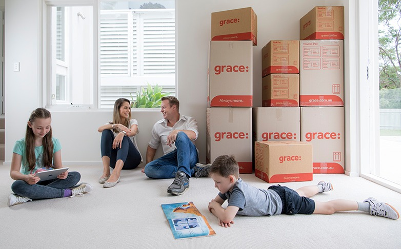 At Grace, our team is committed to making your move as stress free as possible.