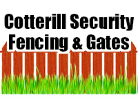 Cotterill Security Fencing & Gates
