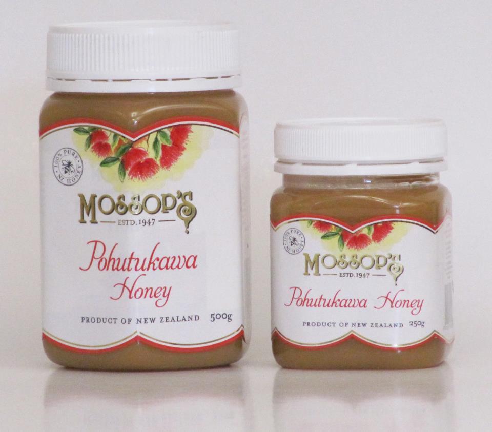 Pohutukawa Honey * Sizes Avail: 500g and 250g