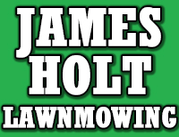 James Holt Lawnmowing