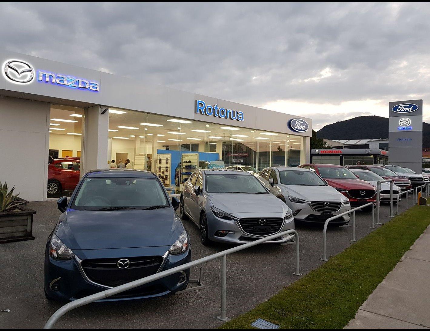Rotorua Ford & Mazda