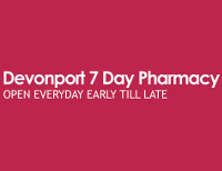 Devonport 7 Day Pharmacy