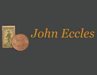 Eccles John R Stamps & Coins Bullion