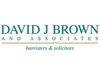 David J Brown Lawyers