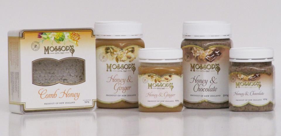Gourmet Range * Comb Honey