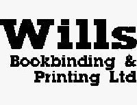 [Wills Bookbinding & Printing Ltd]