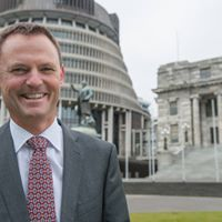 Alastair Scott MP