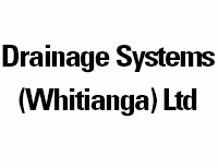 Drainage Systems (Whitianga) Ltd
