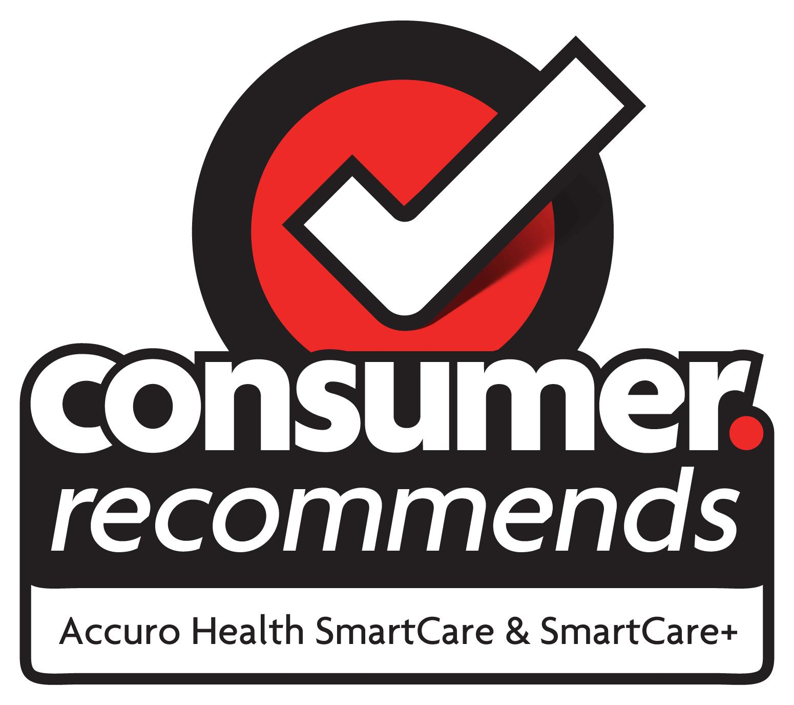 Consumer Recommends Award