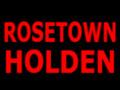 Rosetown Holden