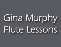 Gina Murphy Flute Lessons
