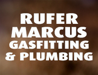 Rufer Marcus Gasfitting and Plumbing