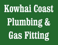 Kowhai Coast Plumbing & Gas Fitting