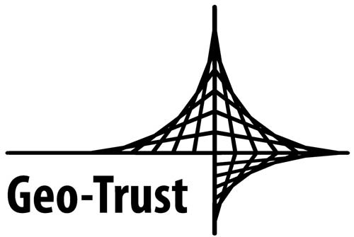 Damwatch is a member of  Geo-Trust.