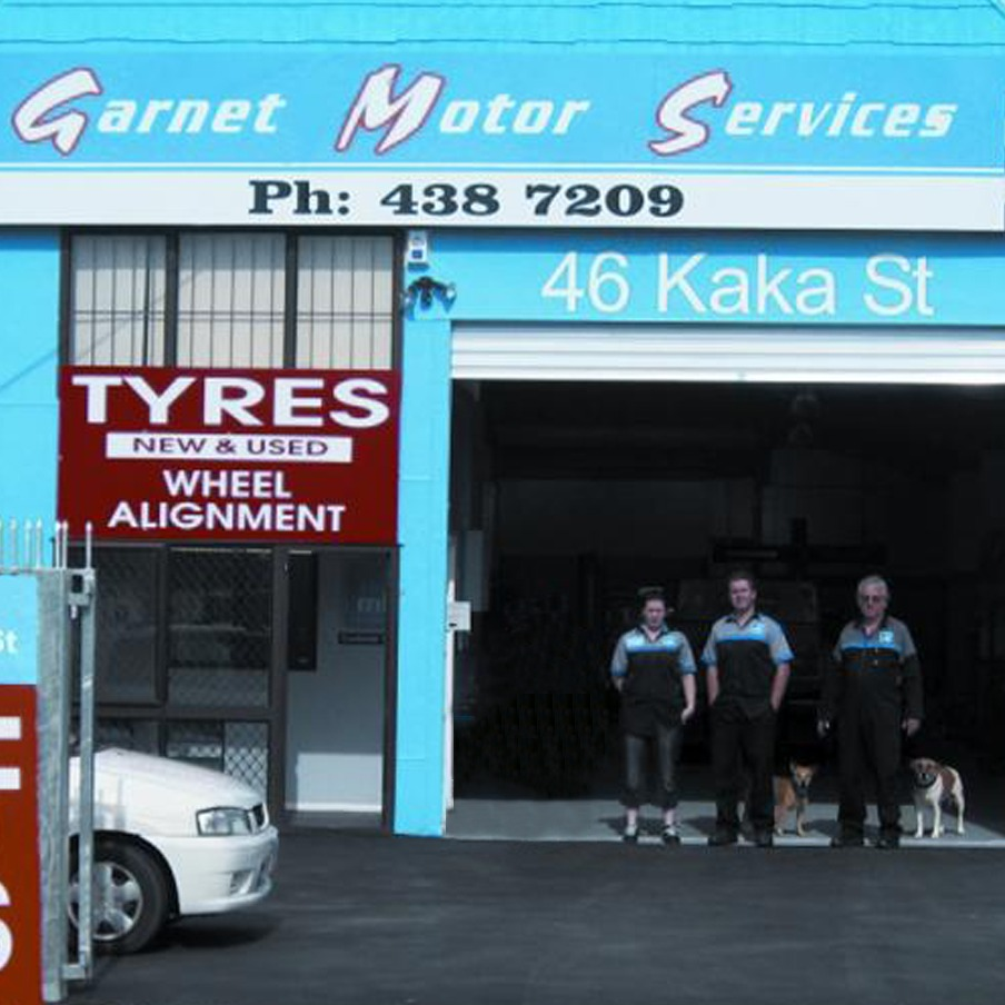 Garnet Motor Services Ltd