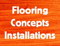 Flooring Concepts Installations