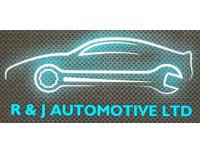 R & J Automotive Ltd