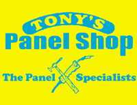 Tony's Panel Shop Ltd