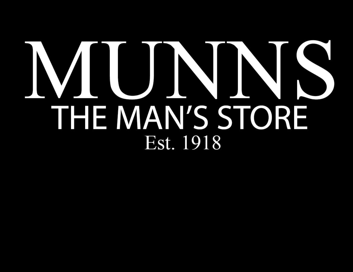 MUNNS THE MAN'S STORE