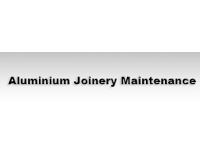 Aluminium Joinery Maintenance