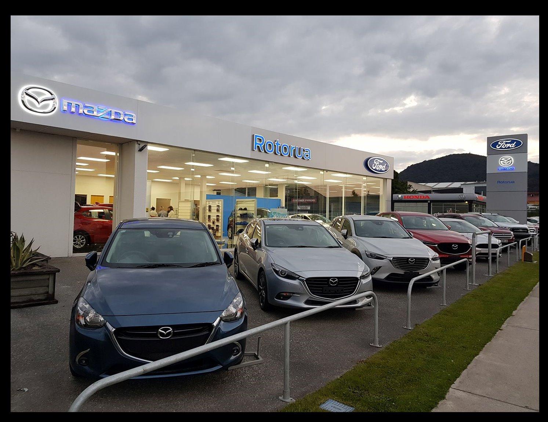 Rotorua Ford and Mazda