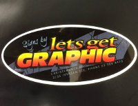 Let's Get Graphic Designshed Ltd