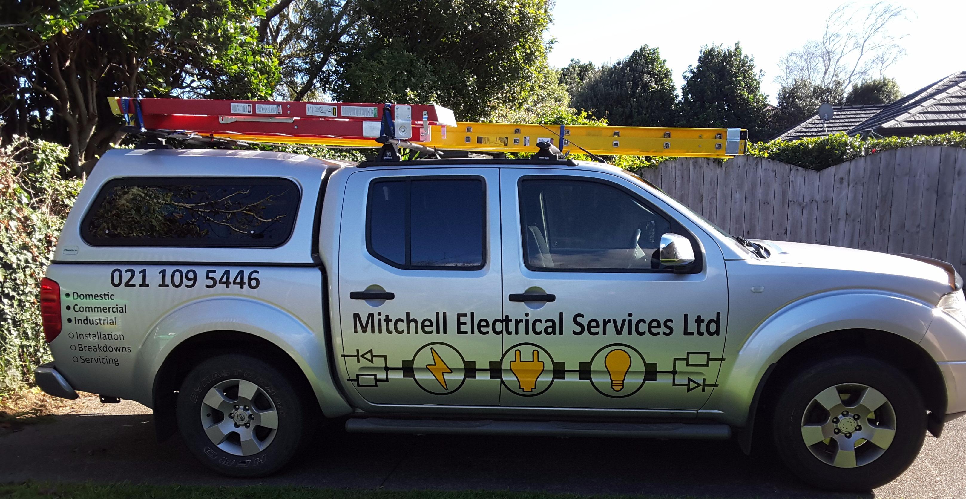 Mitchell Electrical Services Waiuku Yellow Nz Wiring A Light Socket New Zealand Business Image
