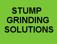 Stump Grinding Solutions