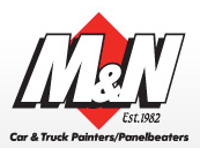 M & N Car & Truck Painters