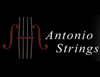 Antonio Strings - Violin, Viola, Cello Specialist