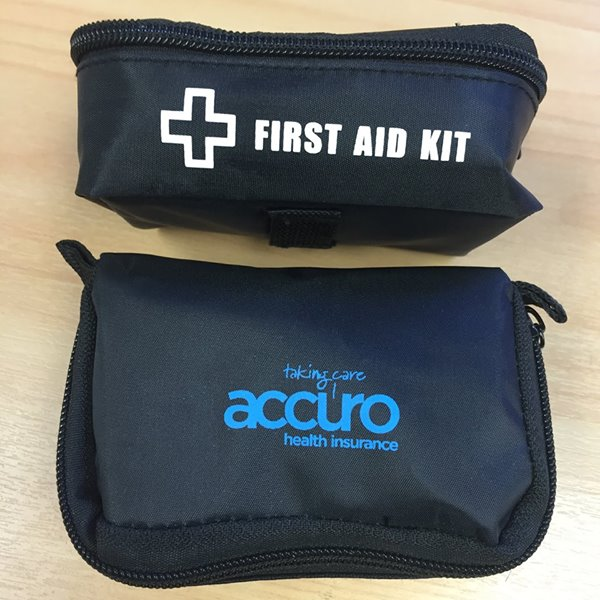 Accuro Health Insurance First Aid Kit